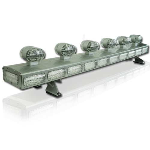 Full size warning light bars voltex voltex explore series 48 led double deck light bar aloadofball Image collections
