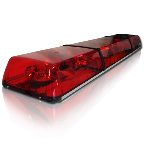 Voltex 174 Dura Series 58 Quot Halogen Light Bar Red Or Amber